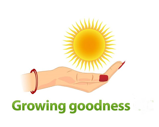 growing goodness
