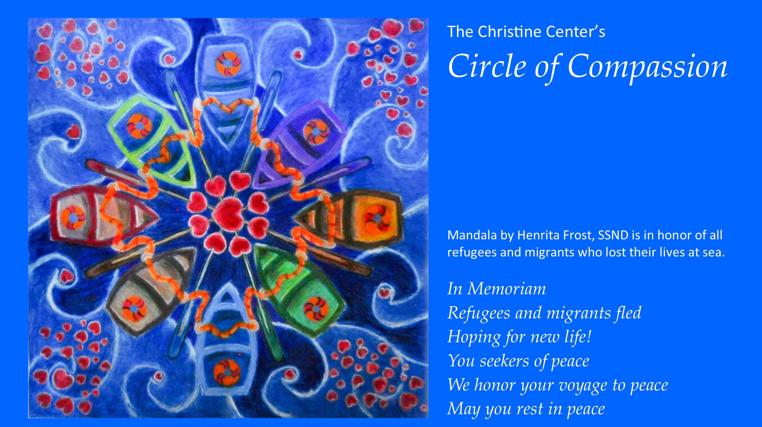 circle of compassion header