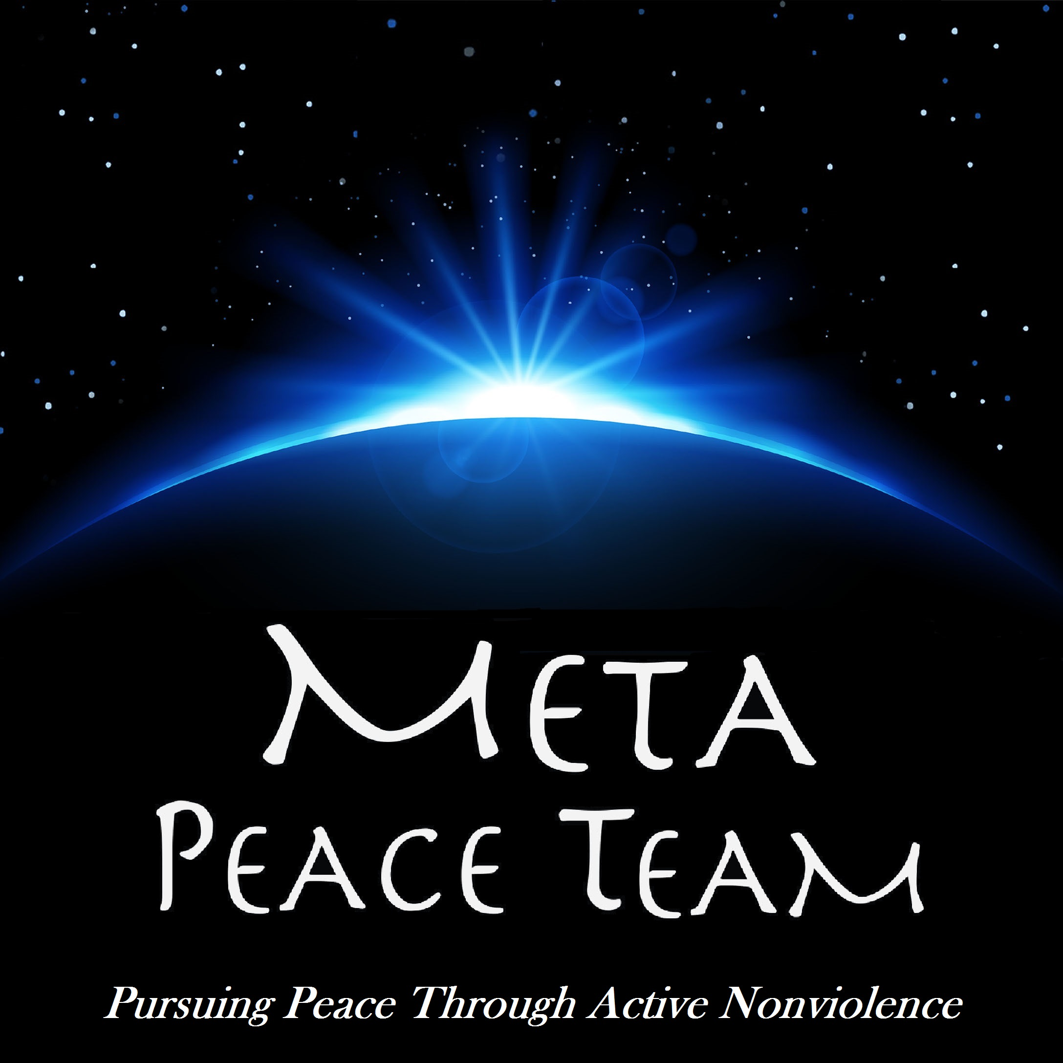Meta Peace Team w tagline