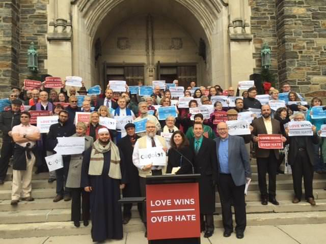 columbus interfaith leaders trump muslim remarks
