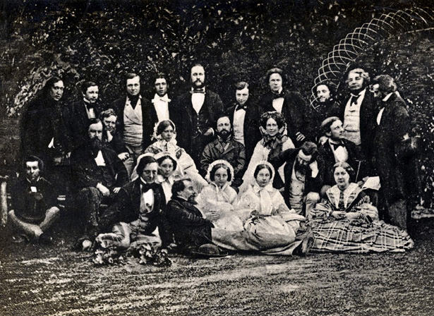 dickens family