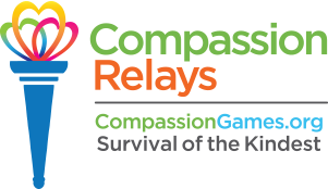 CompassionGames logo stacked transparent