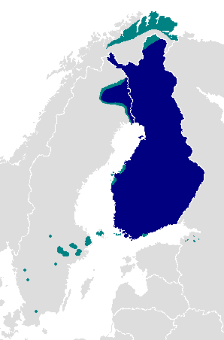 440px Finnish language map detailed areas